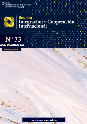 Ver Núm. 33 (2021)